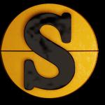 satoshi factory logo