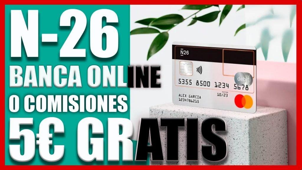 N-26 Banca online