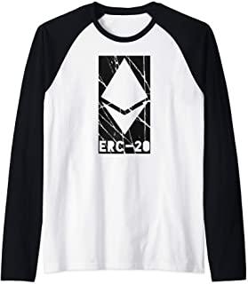 Camiseta manga larga logo ethereum
