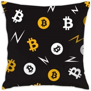 Cojin bitcoin logo