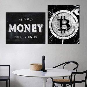 cuadro bitcoin