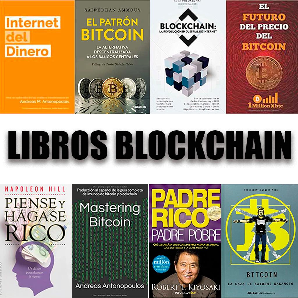 libros bitcoin y blockchain 2020
