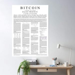 Poster bitcoin news