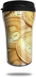 Tza de viaje logo bitcoin