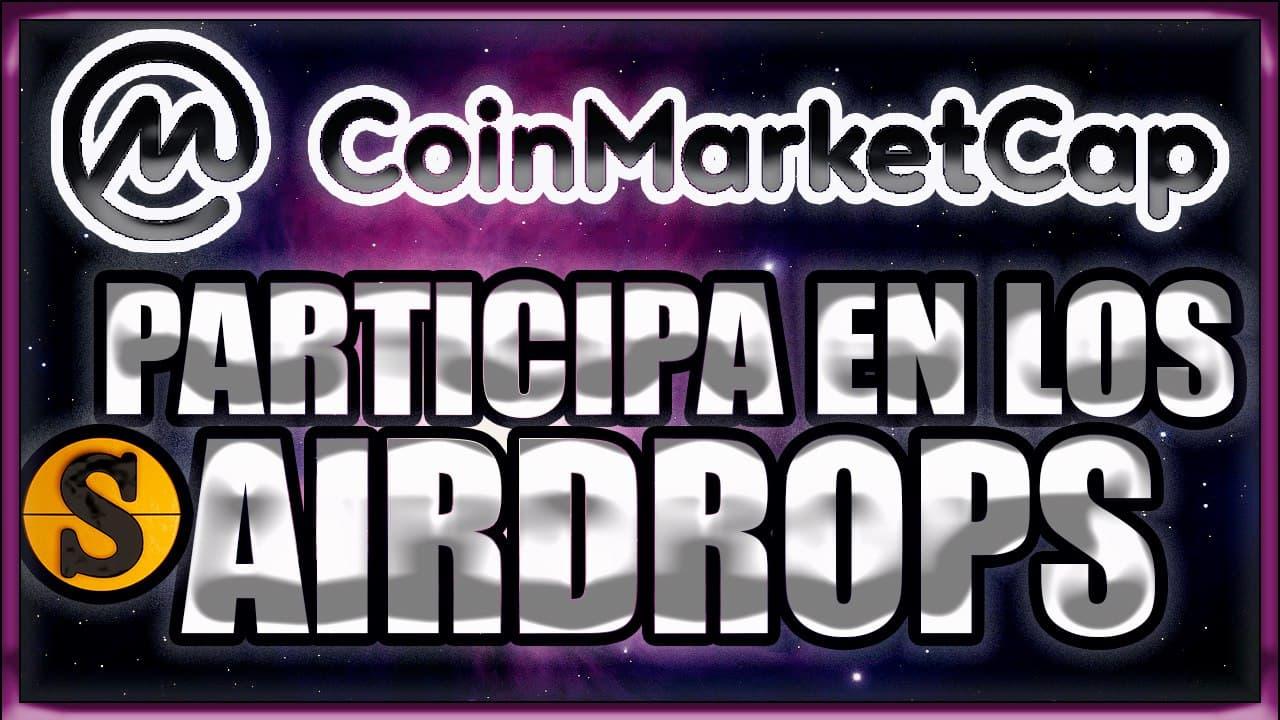 airdrops coinmarketcap earn 2021