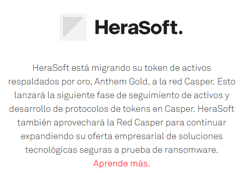 Casper HeraSoft