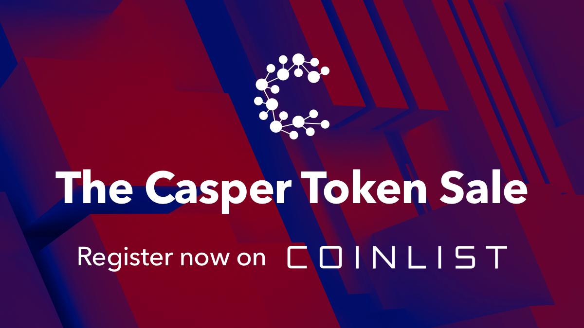 Casper network criptomoneda