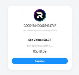 Reclamar Rare coin