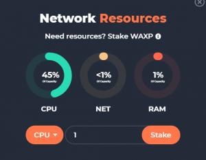 Recursos para Wax Cloud Wallet