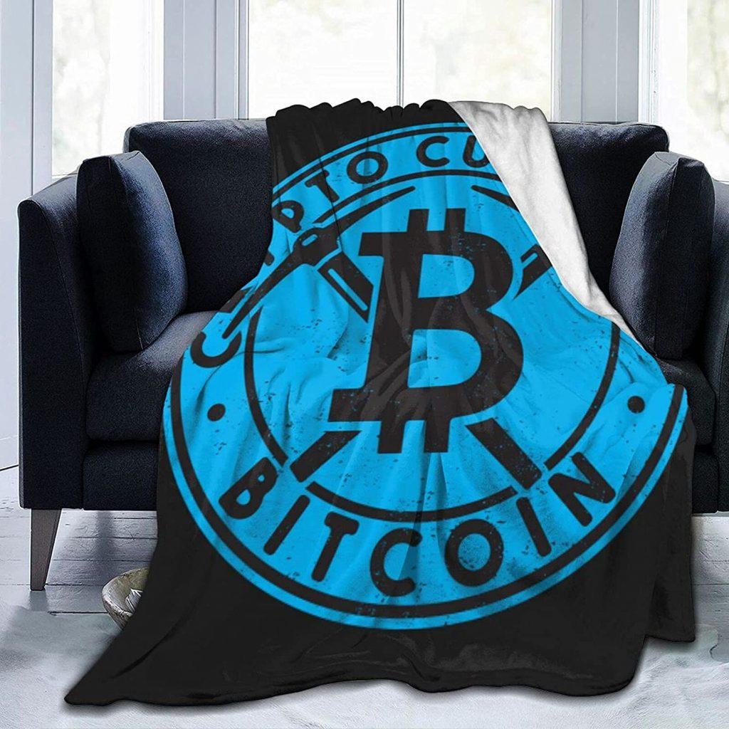 manta de sofà bitcoin