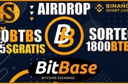 Instrucciones para el airdrop bitbase